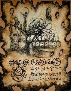 Shoggoth Formulae by MrZarono
