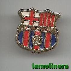 203-Pin Escudo Del Futbol Club Barcelona