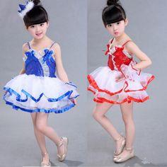 Khiêu Vũ cho trẻ em Hiệu Suất ăn mặc Cô Gái Jazz Hiện Đại Trang Phục Múa ăn mặc Trẻ Em hip hop Tap Sequined vũ ăn mặc(China (Mainland))