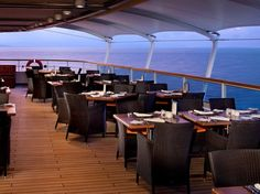 Details, Photos and Ratings of the Top 100 Cruise Ships in the World : Cruises : Condé Nast Traveler