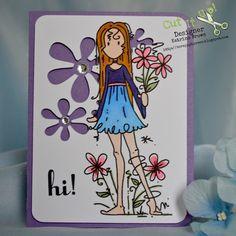 ScrappyHorses.blogspot.com Scrappyhorses.ctmh.com Stamping Boutique digi Cut It Up Challenge Blog