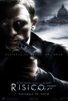 Bond Risico by shokxone-studios on DeviantArt James Bond Actors, James Bond Movie Posters, James Bond Movies, Film Posters, Daniel Craig James Bond, Craig 007, Estilo James Bond, Bond Suits, Best Bond