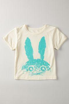 White Rabbit. Cool graphic.