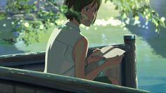 Yukari Yukino - Kotonoha no Niwa / The Garden of Words,Anime