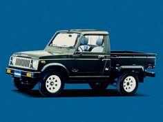 Suzuki SJ 410 Pick-Up (1982 – 1985).