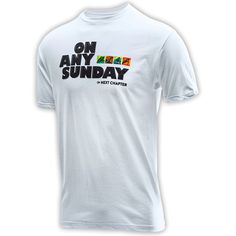 Troy Lee Designs On Any Sunday White Tee
