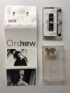 New Order ‎– Low-life Factory ‎– Fact 100c Cassette, Album UK 1985 Design – Peter Saville Associates Engineer – Michael Johnson Photography By – Trevor Key Producer – New Order Technician [Tape Operators] – Mark*, Penny (2), Tim* Written-By – New Order