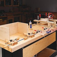 85 Best Workbench & Work Surface Projects images in 2019