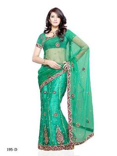 Magniloquent Party wear Lehenga Style Saree by DIVA FASHION- Surat