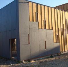 Isolation par l 39 ext rieur isolation laine de roche for Extension maison yourte