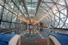 Enjoy our pool and burn some calories off! Visit us at #Vitality Wellbeing & Fitness Centre!