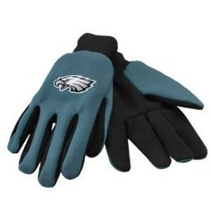 Philadelphia Eagles NFL All Purpose Utility Grip Gloves * Check this awesome product by going to the link at the image.