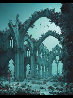 Underwater Religion