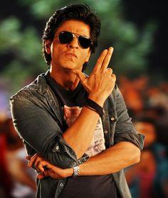 Shah Rukh Khan in Chennai Express #Bollywood #Fashion #Style