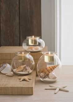 Clearly Creative Eclectic Trio get yours at www.partylite.biz/tawnischaad #PartyLite #Candles