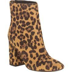Momo Women's Block Heel Ankle Boot, Size: 7, Multicolor