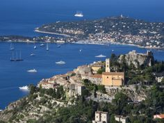 Eze Village was beautiful!  France is a place I love dearly.