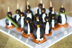 Black Olive Penguins - fun! by R&M