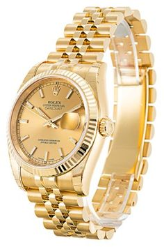 Rolex Datejust 116238 - Product Code 64034