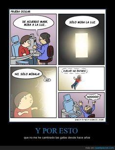 Mira a la luz