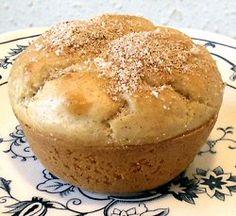 CREAM CHEESE CINNAMON MUFFINS - Linda's Low Carb Menus & Recipes