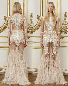 Givenchy. WOW. Every single detail! This is so elegant and beautiful!