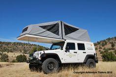 Jeep jk roof tent