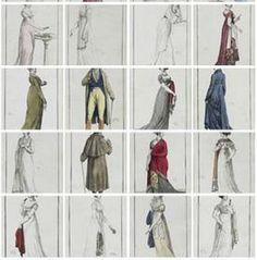 Regency England Fashion