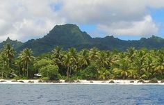 Kosrae Island, Micronesia. Tickets are booked. Going here in February with my baby!