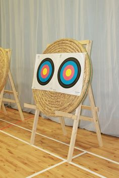 Bonnyrigg Target Archery Stands - CalcResult Reference Designs 3d Targets, Paper Targets, Archery Target Stand, Bow Target, Off Road Experience, Archery Range, Cross Beam, Traditional Archery, Ideas