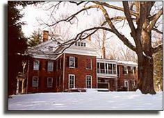Photo of Emily Dickinson Homestead in the Five College Area / Pioneer Valley in Western Massachusetts