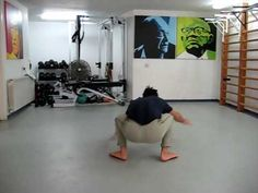 4 Movement Closed System Flow Beginner - YouTube