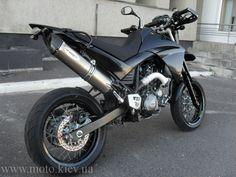 Yamaha Xt660 - supermoto