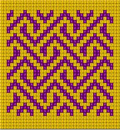 Tablet Weaving Patterns - Tablet Weaving Patterns by Bonnie Datta via Wayback machine Card weaving/tablet weaving printed to PDF Inkle Weaving, Inkle Loom, Card Weaving, Paper Weaving, Tapestry Crochet Patterns, Bead Loom Patterns, Mosaic Patterns, Cross Stitch Patterns, Beading Patterns