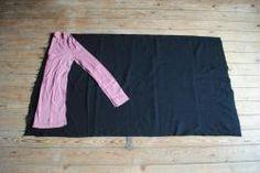 2. Plier le tissu