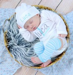 Baby Boy Coming Home Outfit Baby Boy Clothes by BellaBabyBoutiques