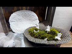 Beton DIY Deko /Pflanzschale BUBBLES