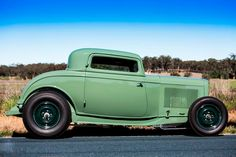 Traditional Hot Rod