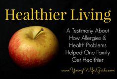Healthier Living: A