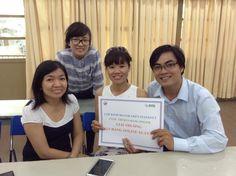 """Chúc mừng chị Hạnh Thảo đạt được giải thưởng """"Bán Hàng Online Nhiều Nhất"""" khóa 39 lớp Kinh Doanh Trên Internet!"""