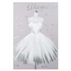 Toile Glamour dress