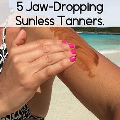 Don't Even Think About Buying a Self Tanner Until You Read This.
