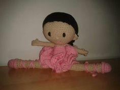 Danseuse au crochet