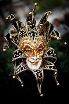 little seen masquerade masks for venice carnival - Google Search