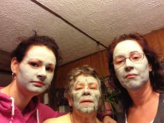 Nu Skin Epoch Glacial marine Mud on 3 generations ! Glacial Marine Mud, Nu Skin, Epoch, Beauty Skin, Carnival, Smooth, Face, Carnavals, The Face