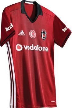 da34fa292 Besiktas 16-17 Kits Released - Footy Headlines Magliette Da Calcio, Maglie  Da Calcio