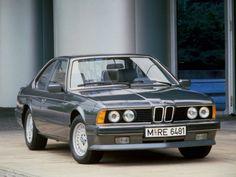 BMW E24 635 csi 1982-1989