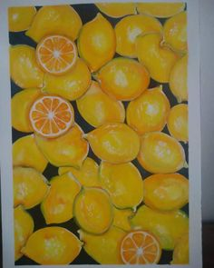 Orange, Fruit, Drawings, Food, Essen, Sketches, Meals, Drawing, Portrait