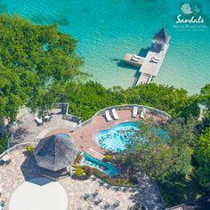Sandals' Only All-Butler Boutique Resort #SandalsRoyalPlantation