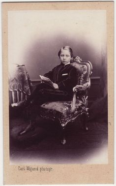 Little Kaiser Wilhelm II.